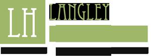 Langley Horticulture Logo